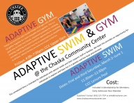 Adaptive Swim & Gym
