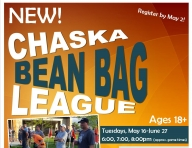 NEW! Adult Bean Bag League