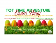 Tot Time Easter Party
