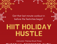 HIIT Holiday Hustle