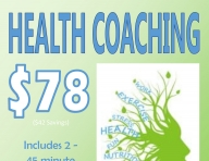 Health Coaching Intro Package