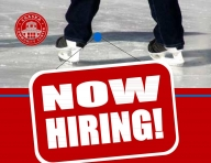 NOW HIRING! Indoor & Outdoor Rink Attendants