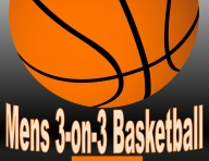 Mens 3-on-3 Basketball