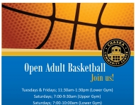 Open Basketball