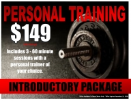 Personal Training Intro Package