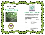 Spring Forest Qigong