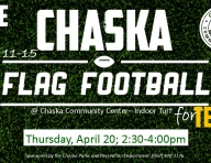 Teen Flag Football- FREE!
