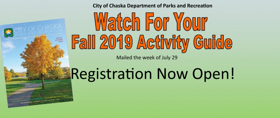 Chaska Community Center - Chaska Parks and Recreation Department