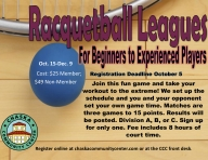Racquetball League